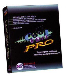 Cool Edit Pro 3.1 Crack Plus Registration Code Full Free Download