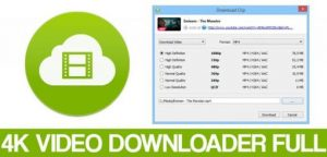 4K Video Downloader 4.14.1 Crack Plus Free Key Download