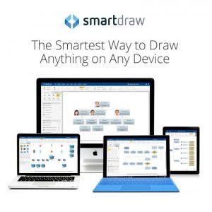 SmartDraw 2020 Crack (v26.0.0.3 ) Plus Activator Key Free Download