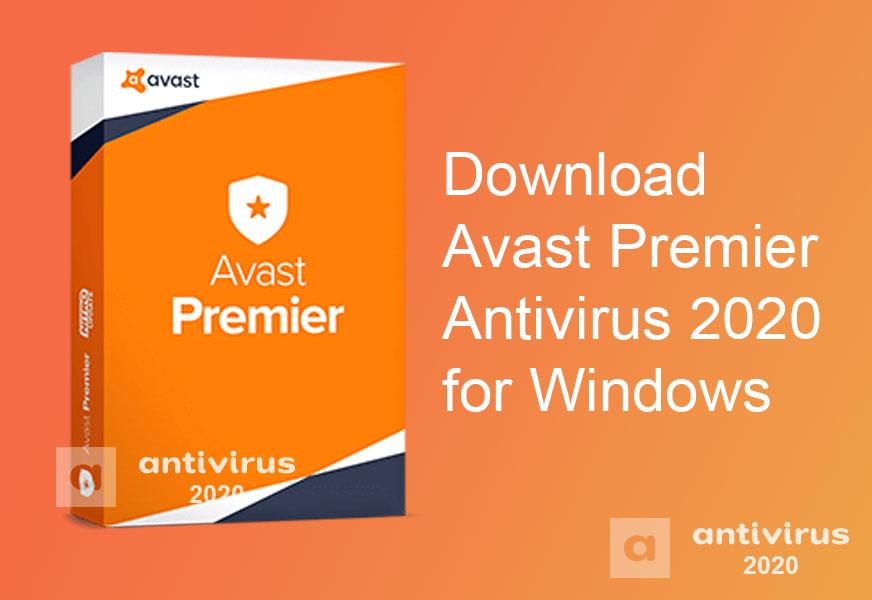 Avast Premier 20.2.2401 Crack Plus 2020 Activation Code Free Download