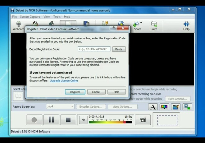 Debut Video Capture Pro 7.59 Crack Registration Code 2022