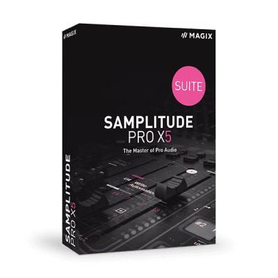 MAGIX Samplitude Pro X5 Suite 16.0.1.28 Crack Plus Free Download