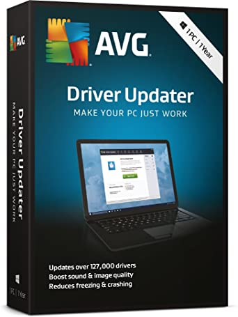AVG Driver Updater 2.5.8 Crack 2020 With Activator Keygen Free Download