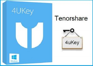 Tenorshare 4uKey 2.2.4.2 Crack Plus Portable 2020 Free Download