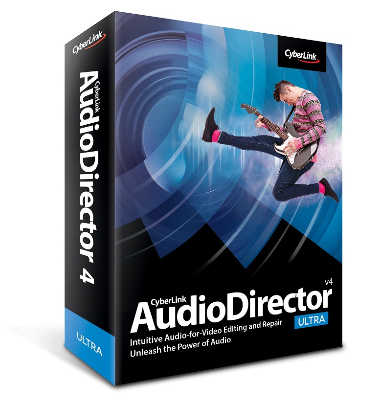 CyberLink AudioDirector Ultra 10.0.2315.0 Crack With Full Download