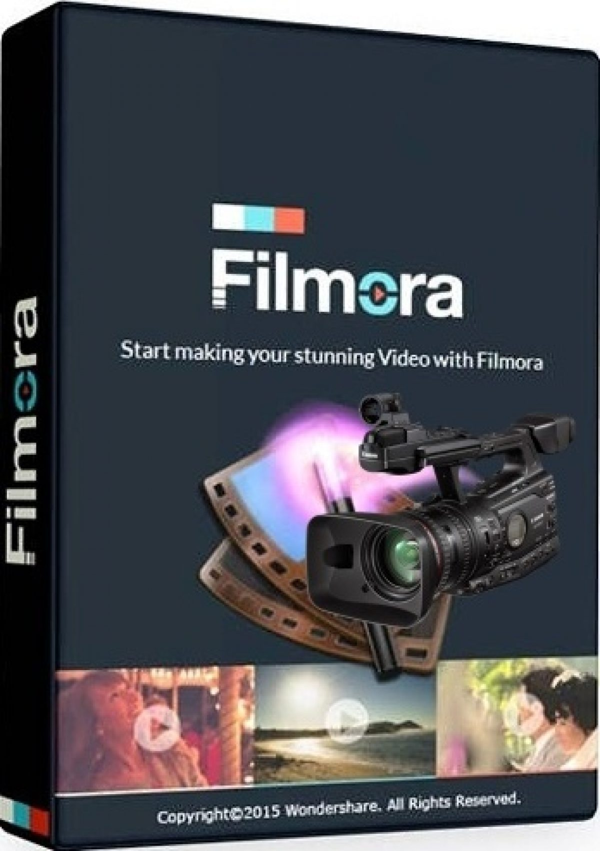 Wondershare Filmora 10.0.0.90 Crack Plus 2020 Product Key Free Download
