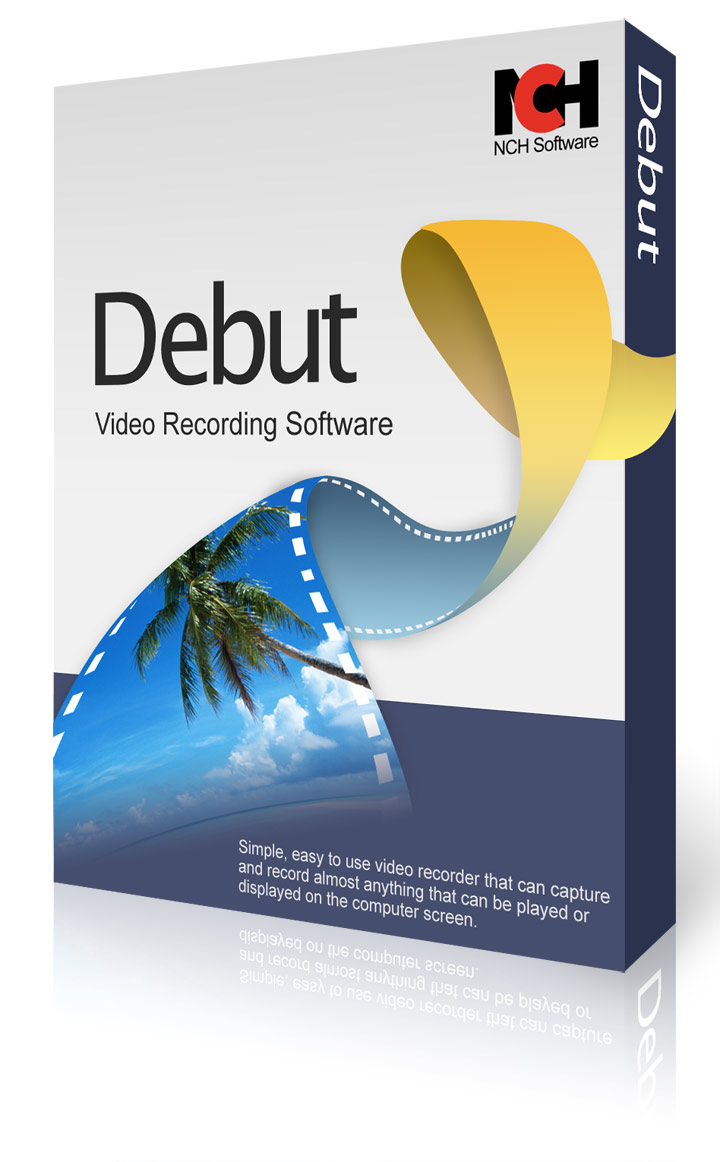 NCH Debut Video Capture Pro 7.00 Crack Plus Keygen Free Download