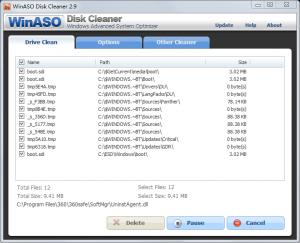 WinASO Disk Cleaner 3.2.2 Crack Plus 2021 Keygen Free Download
