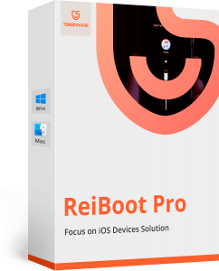 Tenorshare ReiBoot Pro 7.3.13.3 Crack Plus Product Keygen Free Download