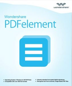 Wondershare PDFelement 8.0.8 Crack Plus Keygen Free Download