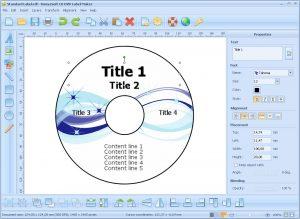 RonyaSoft CD DVD Label Maker 3.2.19 Crack + Keygen Free Download