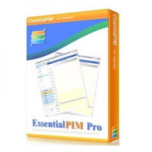 EssentialPIM Pro 9.3 Crack Plus License Keygen Free Download
