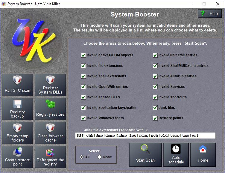 UVK Ultra Virus Killer 10.21.0.0 Crack With Keygen Free Download
