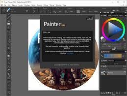 Corel Painter 2022 v22.0.0.164 Crack Full