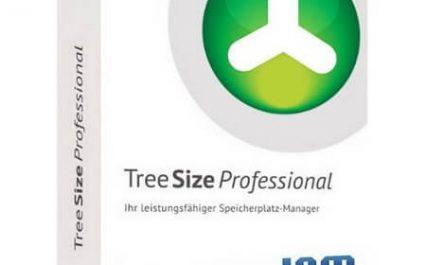 TreeSize Professional 8.1.2.1575 Full Version