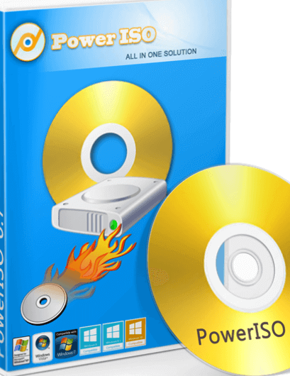 PowerISO 8 Crack With Registration Code [2021 Latest]